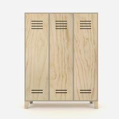 Over de kast Superleuke, stoere 3 deurs locker voor bijvoorbeeld de tienerkamer of de hal. Veel ruimte voor het opbergen van al je spulletjes. De kast heeft per deur 3 verstelbare legplanken en is dus helemaal naar eigen inzicht in …