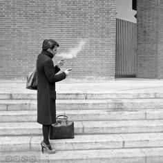 Smokig Pause by Daigen @ http://adoroletuefoto.it