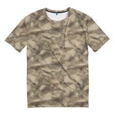 Мужская футболка Камуфляж