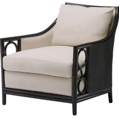 McGuire Furniture: Laura Kirar Lounge Chair: A-81ggg