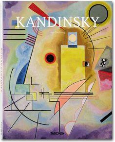 Wassily Kandinsky. TASCHEN Books (Basic Art Series, TASCHEN 25 Edition)