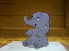 Ensemble Gris Dumbo Disney