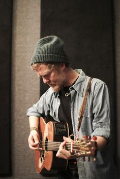 Glen Hansard - brilliant, just brilliant.