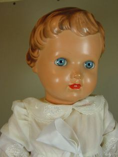 P982/ Alte Schildkröt Puppe Ursel ca. 64 cm. um 1960 | eBay
