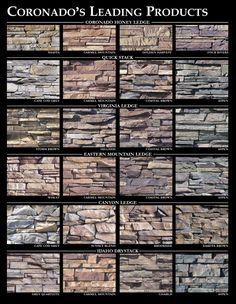 Stone Veneer Cultured 2...on foundation