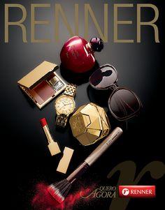 No catálogo Quero Agora da Lojas Renner, você encontra produtos de marcas renomadas em perfumaria, maquiagem, tratamento de beleza, óculos e relógios. Acesse já: www.lojasrenner.com.br
