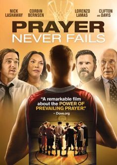 Shop Prayer Never Fails [DVD] at Best Buy. Find low everyday prices and buy online for delivery or in-store pick-up. Christian Films, Christian Videos, Movies To Watch, Good Movies, Movies About Food, Films Chrétiens, Comedy Movies, Faith Based Movies, My Sisters Keeper