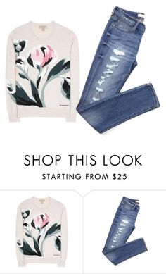 """""""Untitled #1207"""" by minka-989 ❤ liked on Polyvore featuring beauty and Burberry"""