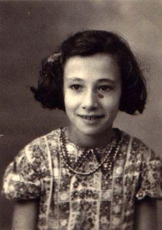 Sylviane Amar age 11 from Sevran, France was sadly murdered in Auschwitz on September 4, 1943.