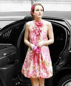 21 Gossip Girl Style Moments We'll NEVER Forget | http://www.hercampus.com/style/21-gossip-girl-style-moments-well-never-forget | Blair Waldorf