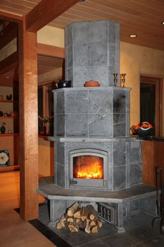 Masonry Heat: A Formula for Health, Comfort and Ecology from MOTHER EARTH NEWS magazine.
