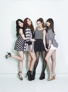(Girls day) Female president,White day, Twinkle twinkle