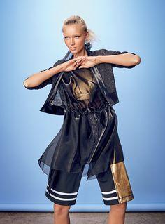 Romântica, esporte, festa... Dez maneiras fashion de usar bermuda - Marie Claire | Moda