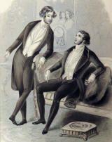 1843 English Dress suits