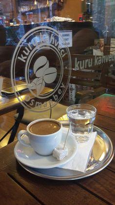 Türk kahvesi - Kuru Kahveci Osman bey