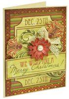 Twig and Berry Card - Scrapbook.com