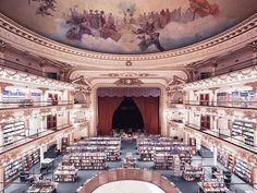 A világ legszebb könyvtárai Thibaud Poirier szemével - MLZphoto