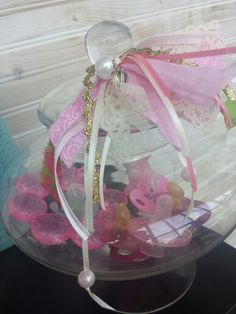 Pacifier storage for a princess