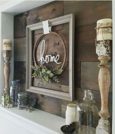10 Farmhouse Wall Decor Ideas