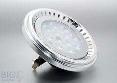 Nextec Premium #AR111 12 V #Spot 12,5 Watt LG Power LED
