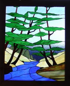 Pacific Reflections Glassworks, Laura Kew - Stained and Fused Glass Stained Glass Flowers, Stained Glass Designs, Stained Glass Projects, Stained Glass Patterns, Stained Glass Art, Stained Glass Windows, Mosaic Glass, Fused Glass, Art Of Glass