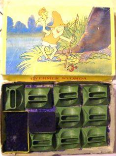 Játék nyomda  (de vízipók-csodapókos)