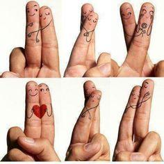Dedos <3