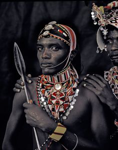 Samburu Tribe - Kenya | From the series: Before they pass away by Jimmy Nelson