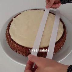 """16.1k Likes, 255 Comments - Yesilsalata (@yesilsalata) on Instagram: """"Gelinlerin pastası olurda Damatlarin olmazmi hiç 😉 Siz videoyu izlerken ben tarifi yazıyorum…"""""""