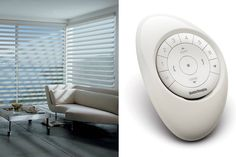 A brilliant evolution in The Art of Window Dressing™, the new PowerView™ Motorization with Power. Blinds For Windows Living Rooms, Drapes And Blinds, Shades Blinds, Window Blinds, Small Kitchen Remodel Cost, Bathroom Remodel Cost, Remote Blinds, Hunter Douglas Blinds, Woven Shades