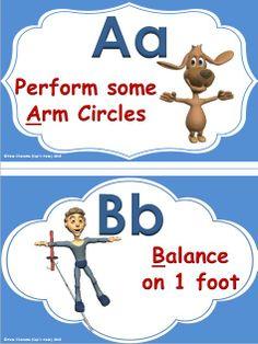ABC- ENERGIZE ME