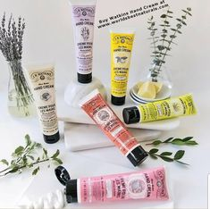 Buy Watkins Products Online - JR Watkins Manager - Renee Beddome Watkins Hand Cream - so many scents available - Gr. Cocoa Butter, Shea Butter, Jr Watkins, Baked Cinnamon Apples, Clean Beauty, Jojoba Oil, Drink Bottles, Natural Remedies, Great Gifts