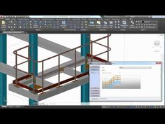 Autodesk Advance Steel 3 minute overview - YouTube