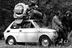 Kochany Maluszek, nawet do Bulgari nas zawiozl dwa razy na wakacje Fiat 500, Nostalgia, Visit Poland, Warsaw Pact, Historical Monuments, Car Drawings, My Childhood Memories, Retro, Old Photos