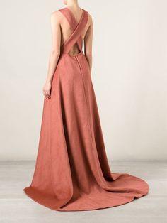 Rosetta Getty Apron Dress - D'na - Farfetch.com