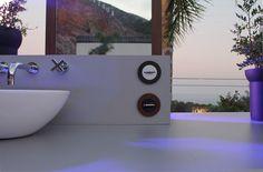 Mecanismos eléctricos DO de Font Barcelona en la Terraza Lounge VIP de Starlite Marbella