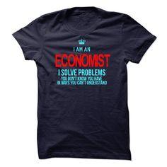 I am an Economist T-Shirts, Hoodies. VIEW DETAIL ==► https://www.sunfrog.com/LifeStyle/I-am-an-Economist-12025095-Guys.html?id=41382
