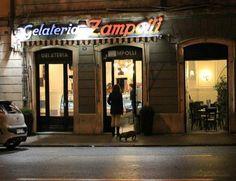 Gelateria Zampolli  Ah la Torta Margherita !!!