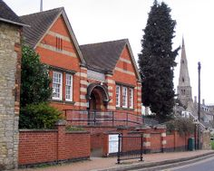 Irchester Carnegie Library | Flickr - Photo Sharing!