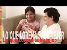 ¡Lo que Lorena sabe tejer a crochet y más..! - YouTube
