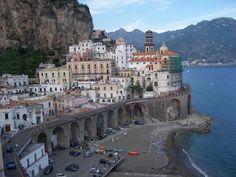 Drive the Amalfi Coast, Italy