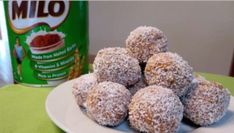Milo Balls With Marie Biscuits Facebook Recipe Video Tutorial