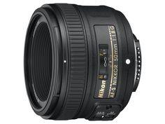 Amazon.com : Nikon 50mm f/1.8G Auto Focus-S NIKKOR FX Lens for Nikon Digital SLR Cameras - Fixed : Digital Slr Camera Lenses : Camera & Photo