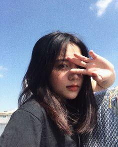 Ulzzang Nail Desing nail design new castle in Mode Ulzzang, Ulzzang Korean Girl, Cute Korean Girl, Ulzzang Girl Selca, Ullzang Girls, Cute Girls, Korean Aesthetic, Aesthetic Girl, Japonese Girl