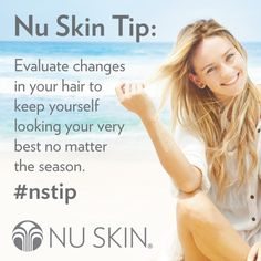 Evaluate changes in your hair to keep yourself looking your very best no matter the season. Skin Tips, Clean Beauty, Organic Beauty, Anti Aging Skin Care, Beauty Routines, Beauty Care, The Best, Your Hair, Hair Care