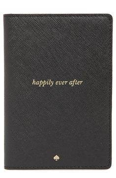 Happily Ever After passport holder.