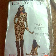 leoparden kost m selber machen leopard kost m kost me. Black Bedroom Furniture Sets. Home Design Ideas