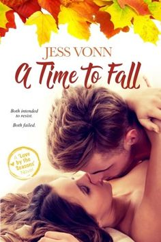 A Time to Fall (Love by the Seasons) (Volume 1) by Jess Vonn. After an unfortunate discovery involving her boyfriend and a blonde and a glass-walled shower, Winnie Briggs is bolting from her Chicago-based life in search of a fresh start as the editor of rural Bloomsburo's newspaper. Winnie's only desire is to put all of her energy into her writing — well, that and to officially retire her lady parts in an act of self-defense. Unfortunately, as scandal unfolds in her new community, her...