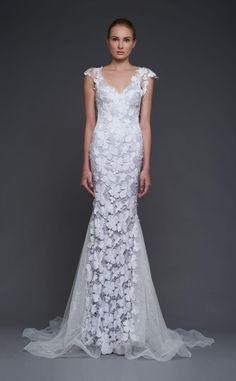 Gorgeous Victoria KyriaKides Wedding Dresses - MODwedding