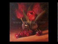 Twiggs StudioTulips and Cherries